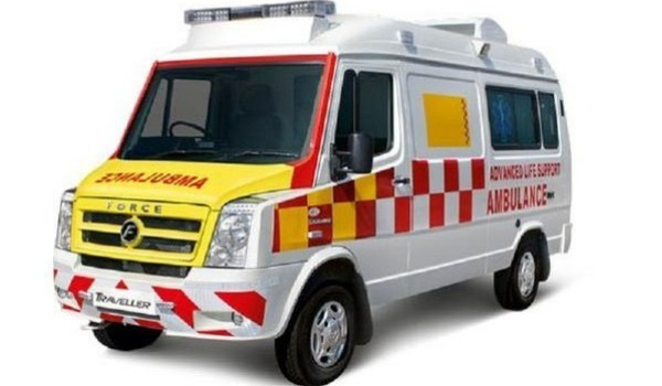 Force Motors Hyderabad Traveller Toofan Ambulance Gurkha